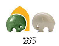 Misija Design // Elephants at Budapest Zoo