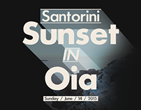 Santorini  | Sunset of Oia 360º