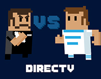 DirecTV - Rugby World Cup 2015