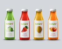 Naturo Fresh Juice Bottle