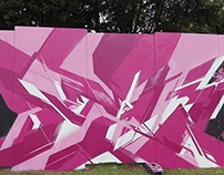 EVERYTHING ELSE + Painting: Upfest 2015