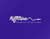 Riffmine - Guitar lessons website