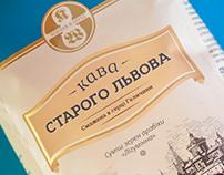 Old Lviv Coffee packing