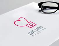 Love Locks Studios - Branding and Visual Identity