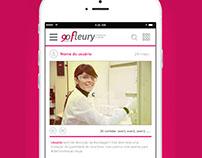 Aplicativo Fleury 90 Anos