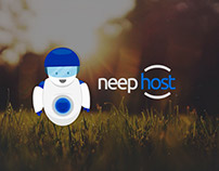 Neep Host | Site design