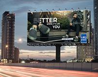 Al Nasser Billboard Hoarding || Outdoor Campaign