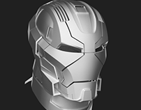 Iron Man Heartbreaker Suit (WIP)