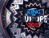 King of Europe 2016 @MetroTv
