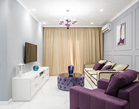"Apartment ""Kiev Contemporary"""