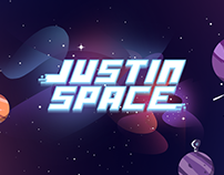 Justin Space Game Graphics