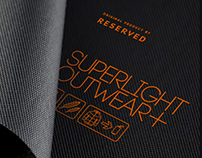 Outwear Branding Concept for RESERVED | Pt. 1