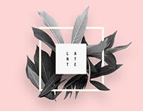 """Lantte"" - Logo Design"