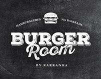 Burger Room || Branding