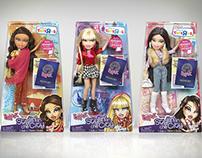 Bratz® Doll Packaging Artwork & Branding