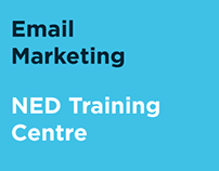 Email Marketing - NED Training Centre