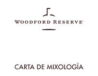 Woodford Reserve Menú