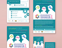 Community Innovation Lab Promotional Designs