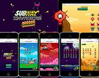 Subway Invaders