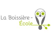Logo La Boissière-École
