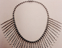 Necklace by Anni Albers