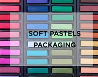 Soft Pastels Packaging Surface Design