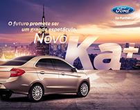 Conferência Lançamento - Ford Ka
