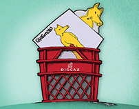Diggaz - Episode 1 Event Poster