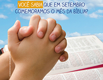 Anúncios para Revista A Turma #Arquidiocese de BH