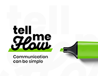 Tell Me How - Communication can be simple