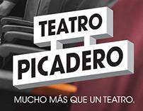 Picadero Teatro / Restaurante - Social Media