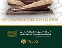 Arab African International Bank-Education Loan-