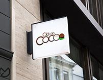 LOGO - Cia do Coco