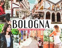 Free Bologna Mobile & Desktop Lightroom Preset