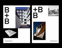 B+B Barata Arquitectos Identity