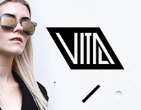 Vital Clothing Brand Design
