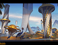 UTOPIA KB3D CONTEST - The Abandoned City of El Dorado