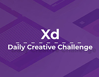 XD Daily Creative Challenge - Day 2