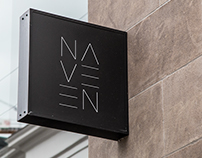 Logo Concept | Naveen Thomas Joseph