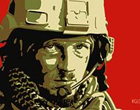 Military Vector Art