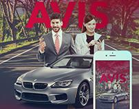 Avis Mobile App Design