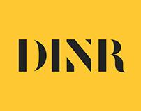 DINR Branding, App & Website