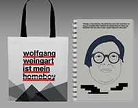 Wolfgang Weingart Event Poster/Merchandise