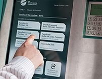 User Centered Design of a Ticket Machine