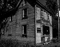 Old House. Black Horse Pike