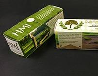 Golf Box Design
