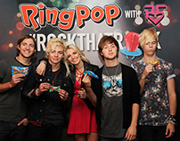 Ring Pop Rock that Rock Event