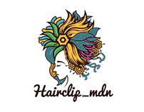 Hairclip_mdn Logo
