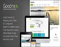 Goodnex Responsive Joomla Template