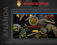ANANDA WEB DESIGN AND DEVELOPMENT